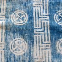 Late Edo period katazome