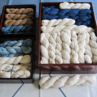 My Hand Spun Cotton Thread