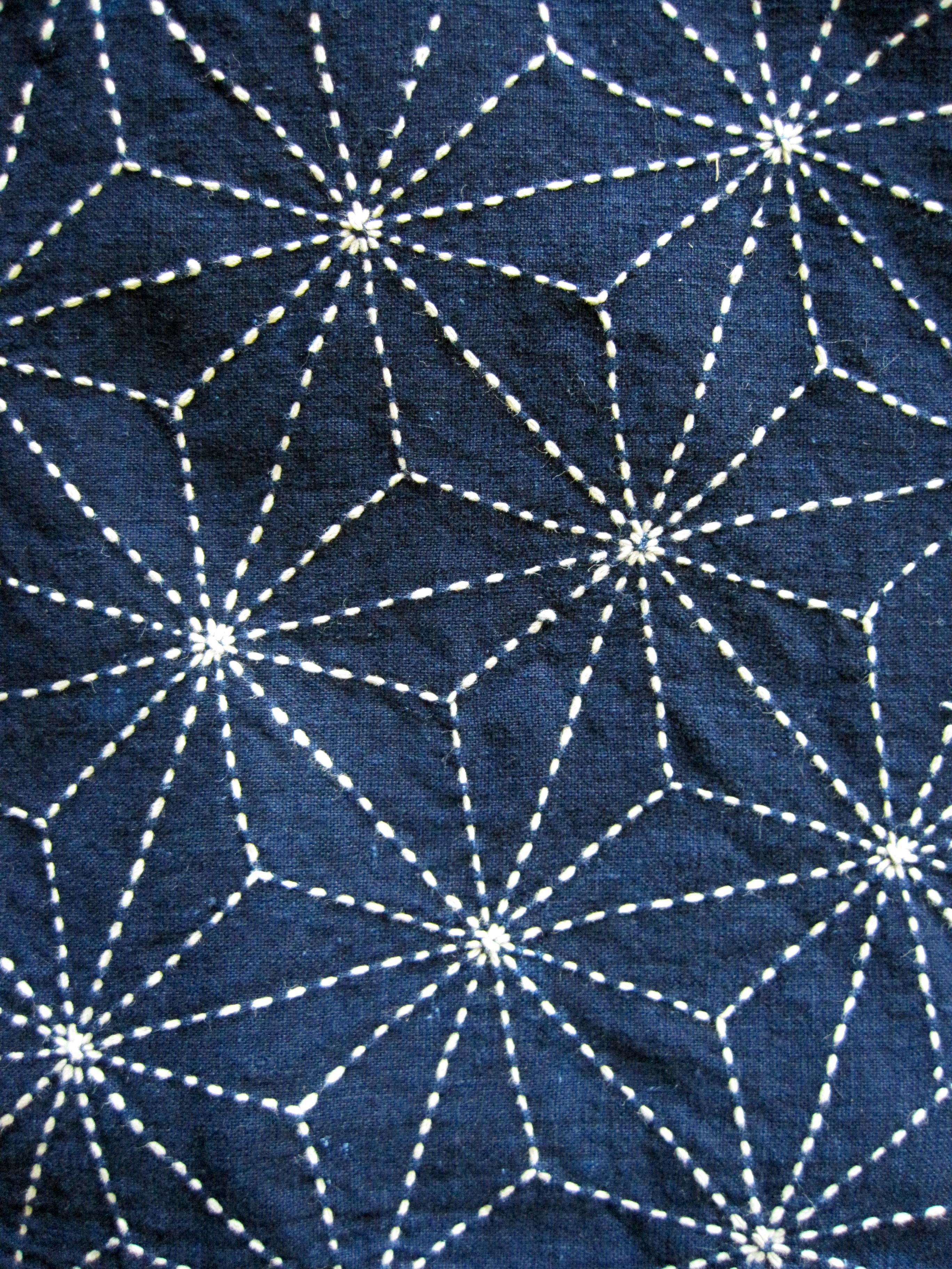 Sashiko Quilting Patterns : sashiko Minami Textiles